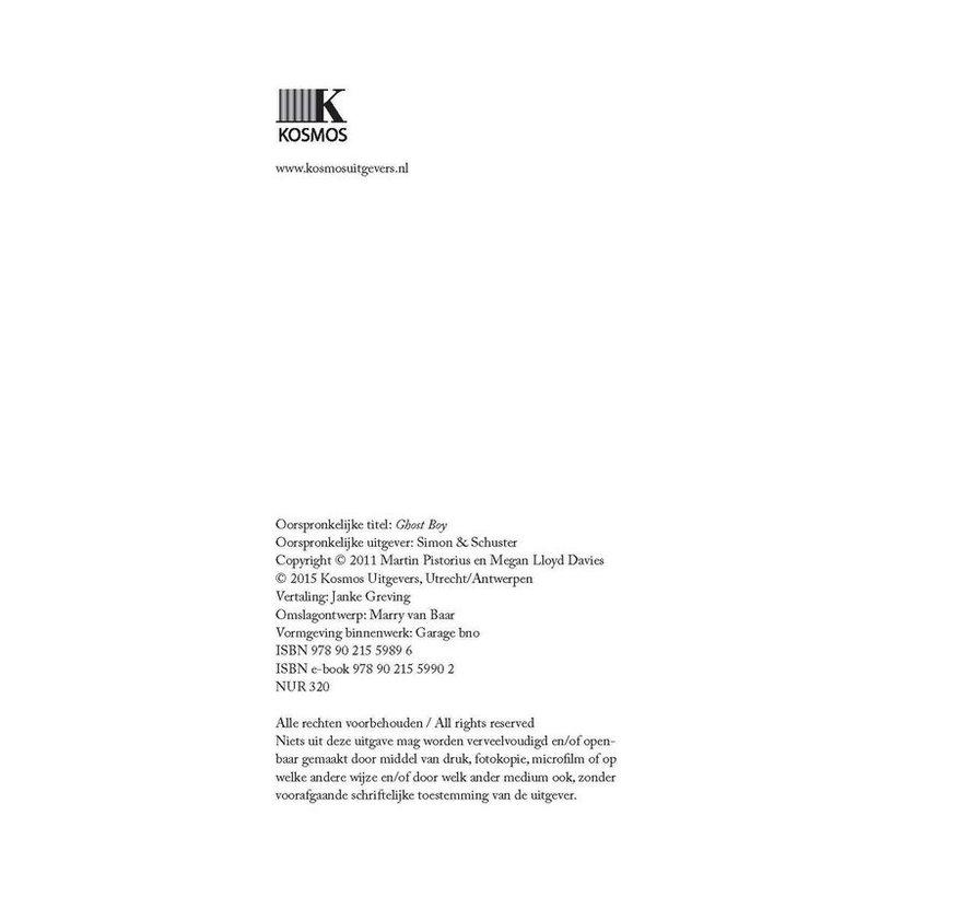 Ghost boy van Martin Pistorius | Paperback van 256 pagina's