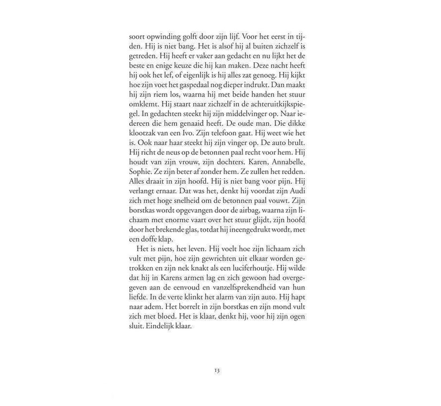 Debet van Saskia Noort | Paperback van 253 pagina's