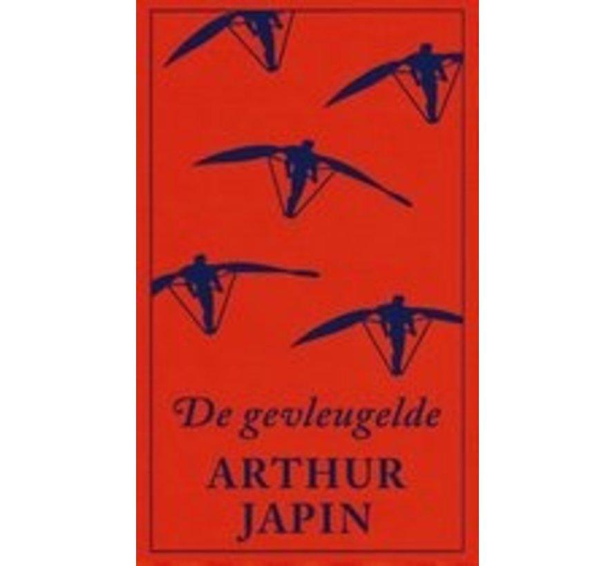 De gevleugelde van Arthur Japin | Hardcover van 320 pagina's