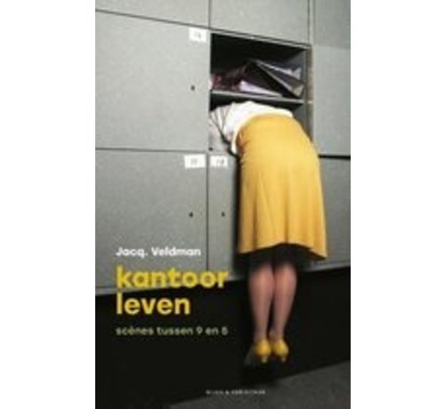 Büro-Leben Jacq. Veldman | Hardcover 176 Seiten