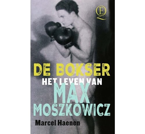The boxer Marcel Haenen | Paperback of 464 pages