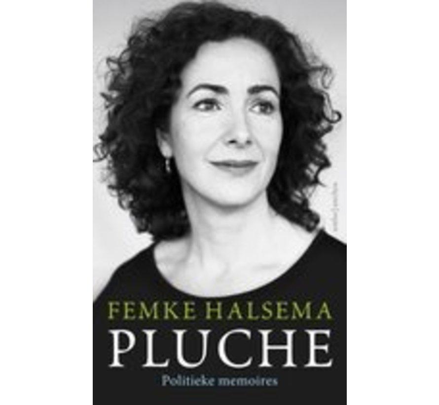 Pluche van Femke Halsema | Paperback van 391 pagina's