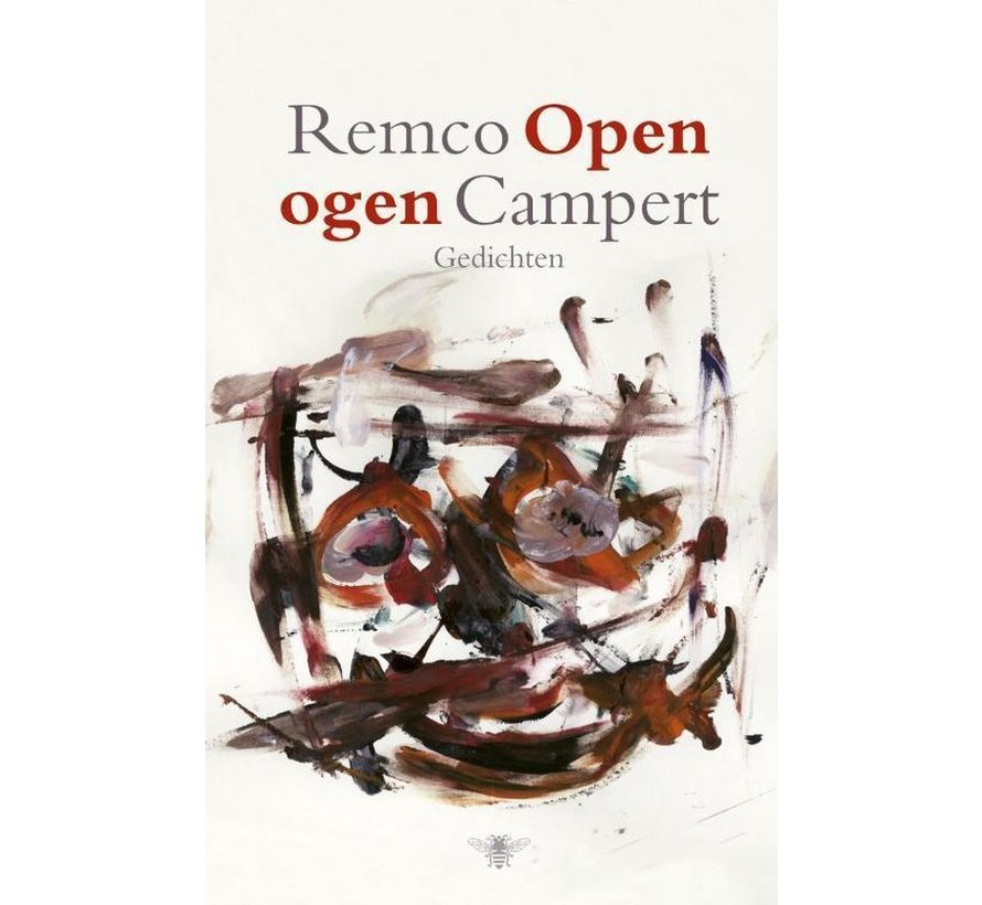 Offene Augen Remco Campert | Hardcover 80 Seiten