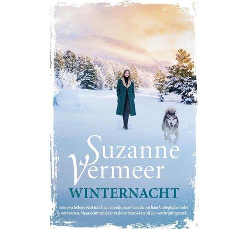 Winternacht van Suzanne Vermeer   Paperback van 312 pagina's
