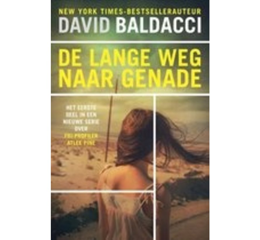 The long road to grace from David Baldacci | Paperback 400 pages