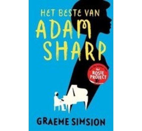 Het beste van Adam Sharp van Graeme Simsion | Paperback van 304 pagina's