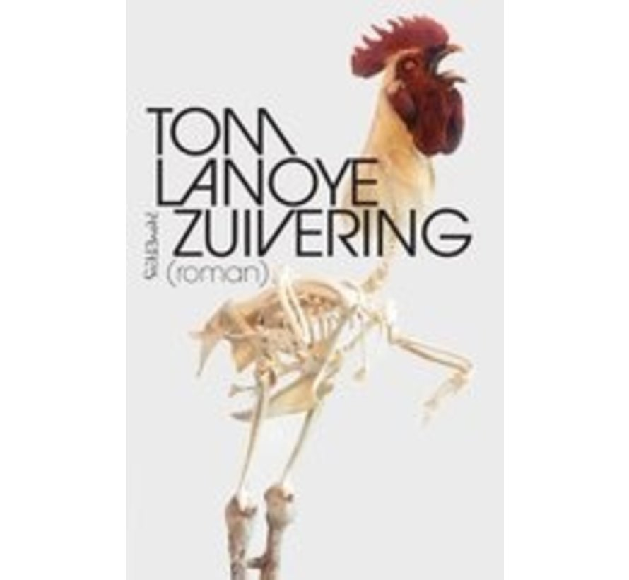 Purification of Tom Lanoye | Hardcover 240 pages