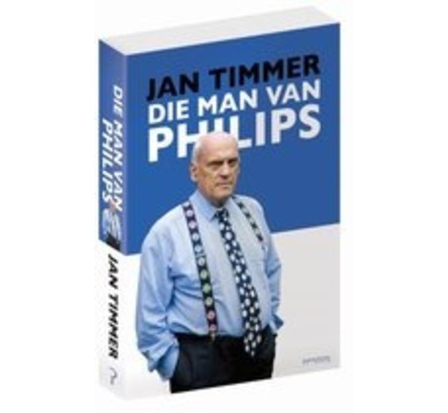 That man Philips Jan Timmer | Paperback 256 pages