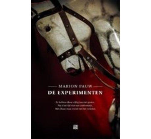 De experimenten van Marion Pauw   Paperback van 256 pagina's