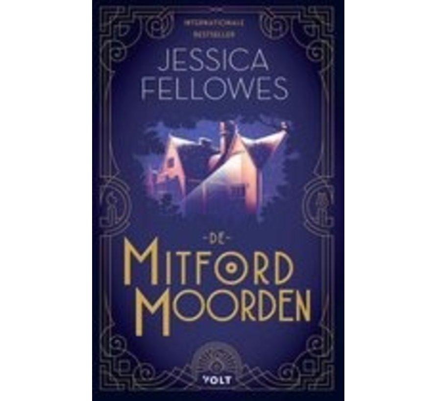 De Mitford-moorden - De Mitford-moorden van Jessica Fellowes | Paperback van 376 pagina's