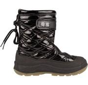 Wintergrip Winter grip Quilt - Snow Boots - Girls - Black - Size 29