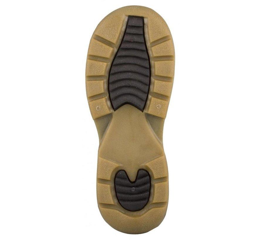 Winter grip Quilt - Snow Boots - Girls - Black - Size 29