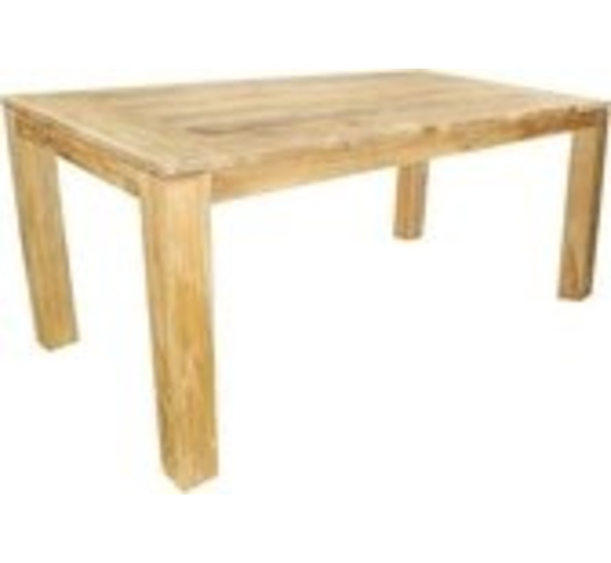 Victoria teak table 300 x 100 cm | Height 79 cm