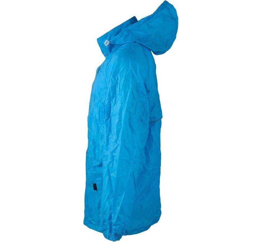 Ralka Raincoat - Adult - Unisex - Aqua Blue