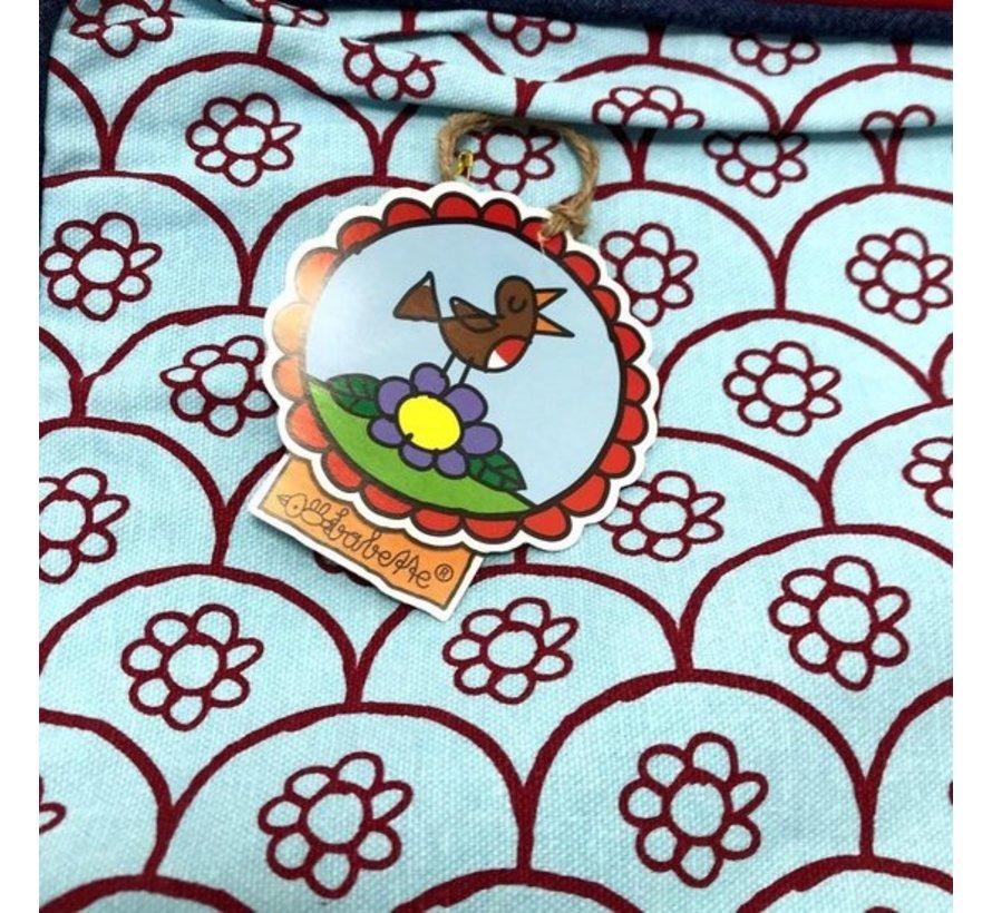 Daisy Bird cushion cover 50x70cm