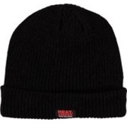 Heat Keeper Thermo chenille black ladies hat - One size