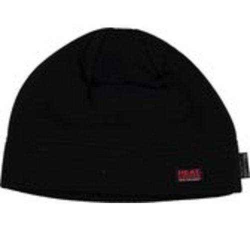 Hitze Keeper Thermo Männer thinsulatie schwarz Fleece-Mütze - One size