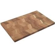 Snijplank hout - Naturel - 36x23 cm