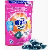 At home wash color - 30 vloeibare wascapsules