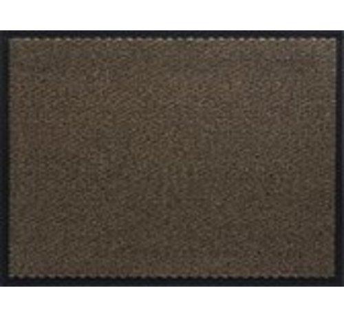 Hamat Hamat Deurmat Spectrum bruin 60x80cm
