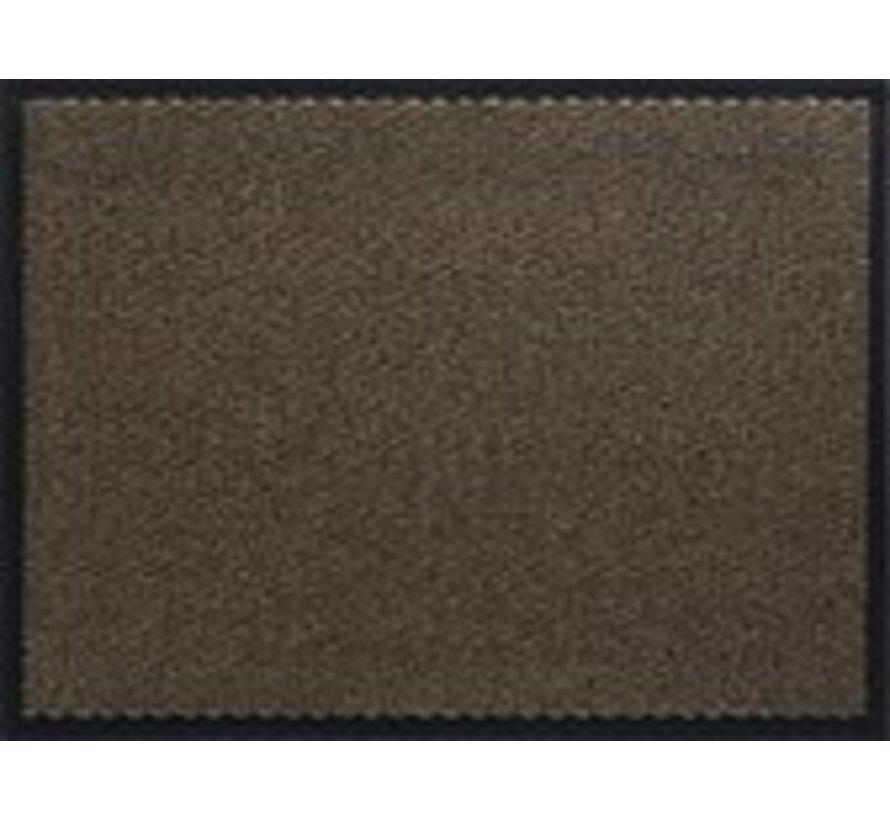 Hamat Deurmat Spectrum bruin 60x80cm