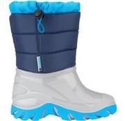 Wintergrip Snowboots - Maat 32-33 - Unisex - blauw/grijs