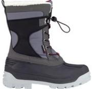 Nijdam Nijdam Canadian Explorer snow boots men anthracite / gray