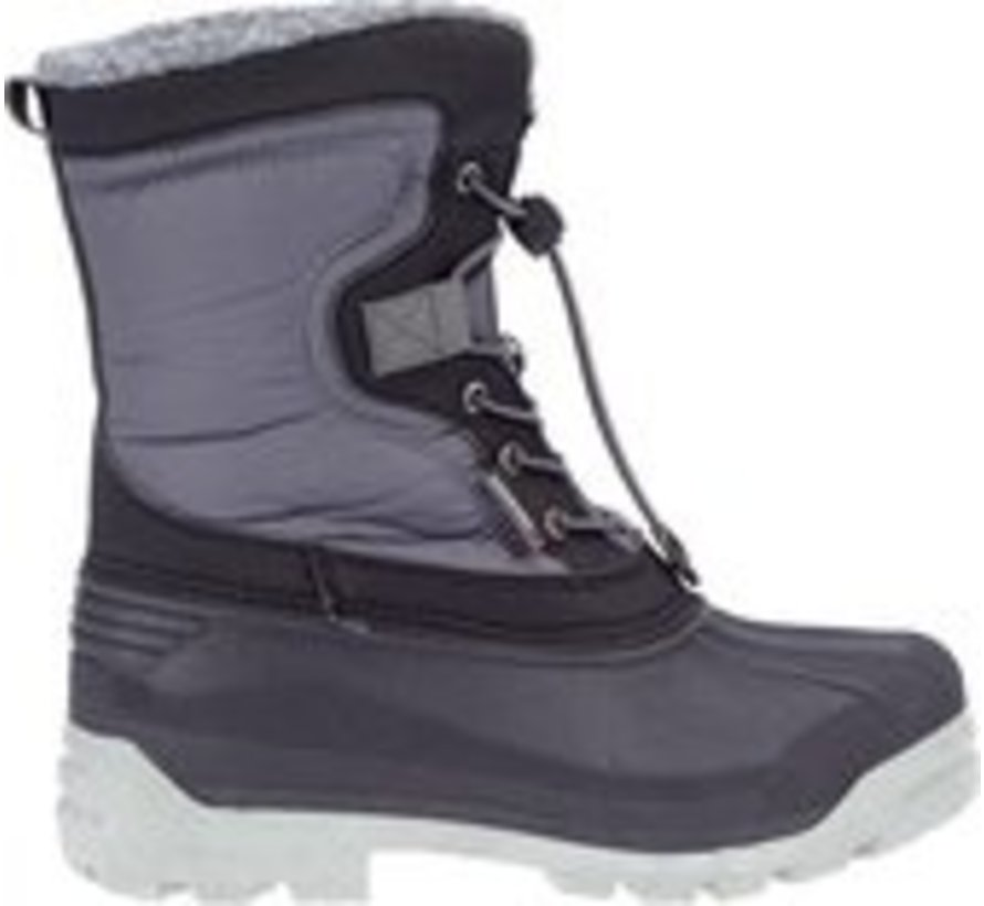 Winter-Grip Snow Boots Sr. - Canadian Explorer II - Black / Gray / Red - 44