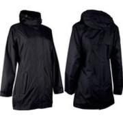 Ralka Deluxe Raincoat - Erwachsene - Damen - Schwarz