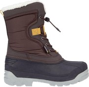 Wintergrip Winter-Grip Snow Boots Sr. - Canadian Explorer II - Black / Charcoal / Yellow Ocher - 36