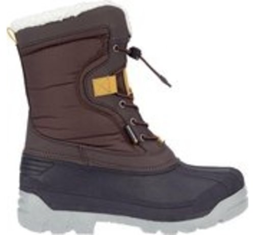 Wintergrip Winter-Grip Snow Boots Sr. - Canadian Explorer II - Black / Charcoal / Yellow Ocher - 41