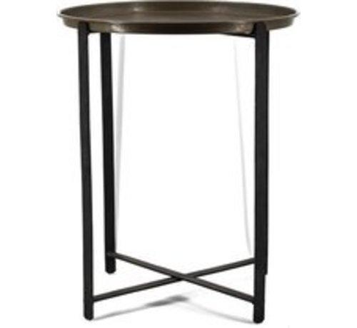 SIDE TABLE M. RANDA 55X55X68CM