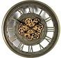 Wall Clock Marinus - With Gear - Ø60cm