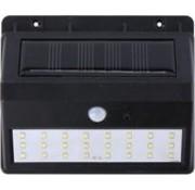 Grundig Grundig Solarwandleuchte - mit Sensor - für außen - 30 lm