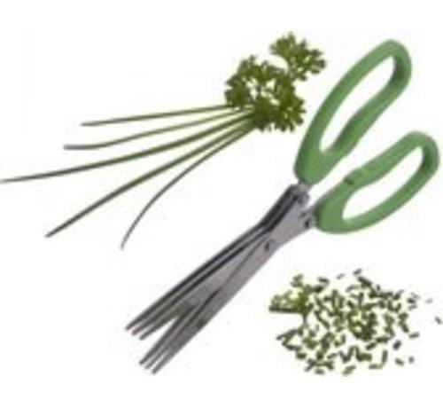 Alpina Alpina Herb Schere 19 cm Black Steel