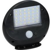 Grundig Solar muurlamp - Met sensor - 2 stuks - 30 LED's - 12x11x4cm