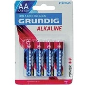 Grundig Grundig lr6 - battery - AA - Alkaline -1.5V - 4 pieces