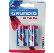 Grundig Grundig - Batteries - Alkaline C - 2 Pieces 30