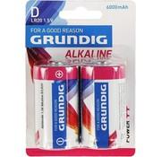 Grundig Grundig Lr2 - Batterij - Alkaline - 1.5v - 2 stuks