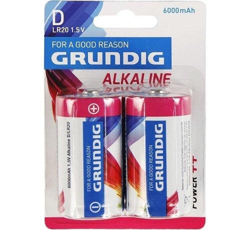 Grundig Grundig Lr2 - Batterie - Alkaline - 1,5V - 2 Stück