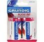 Grundig Lr2 - Batterij - Alkaline - 1.5v - 2 stuks