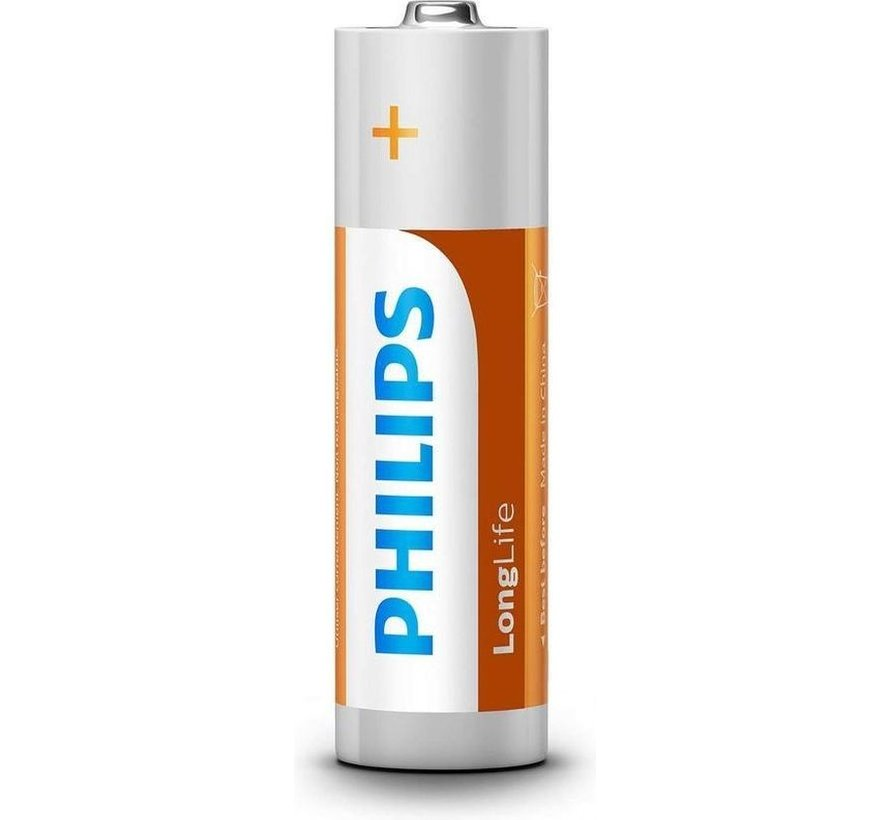 Philips AA batteries - 4 pieces