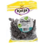 Sweets Katja Herring Licorice 1kg Veggie