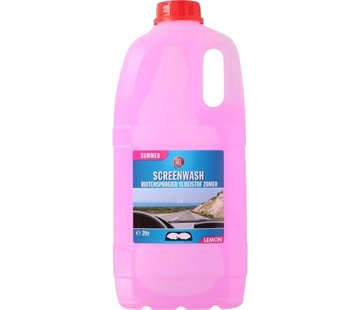 Ruitensproeiervloeistof  2 liter