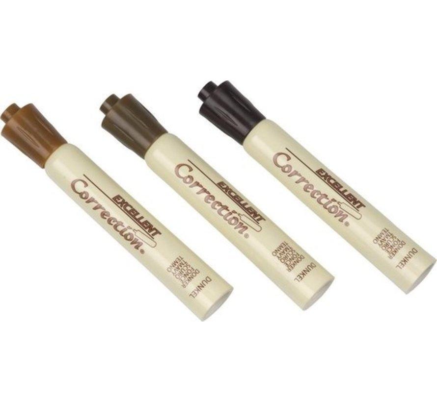 Ausgezeichnete Korrektur - Möbelreparatur Markers - 3 Pins