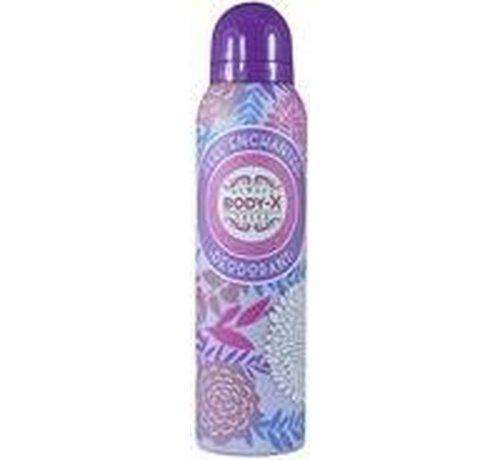 Body-X Deodorant Women 150ml Feel Enchan