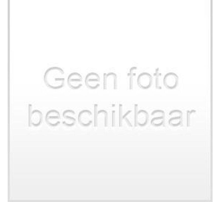 Bolsius Stumpenkerze Stumpenkerze 190/68 rustikale Red