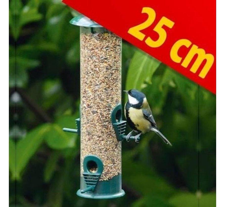 Voedersilo Vogels 25cm Lifetime Garden