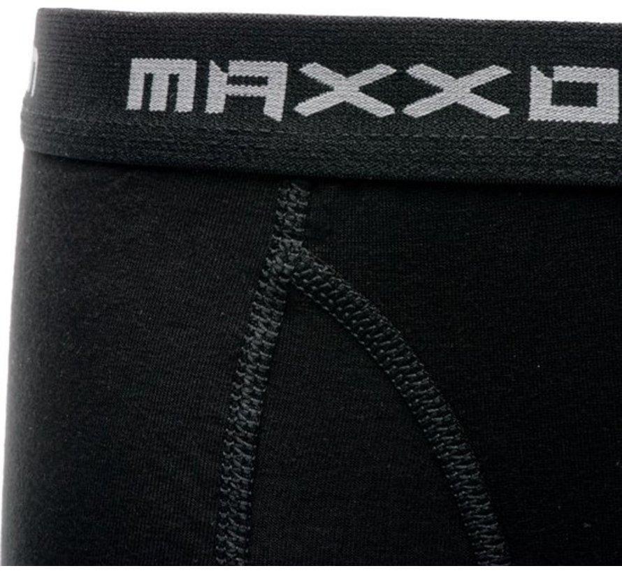 Maxx Owen | Boxershort Heren | Boxershorts voor mannen | Zwart | Maat XXL