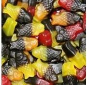 Snoepgoed Neon Guppies | Zak van 400 gram